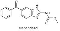 Wirkstoff Mebendazol